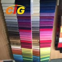 Buy cheap Eco Friendly Polyester Upholstery Fabric For Sofas And Chairs Shrink Resistant product