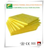 Buy cheap Low moisture glass wool insulation blanket waterproof , fireproof from wholesalers