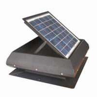 Buy cheap Solar Attic Fan with 15W from wholesalers