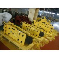 CAT312 Hydraulic Concrete Breaker Internal Valve For Building Demolition