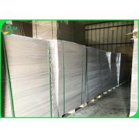 Buy cheap 2.0mm 2.2mm 2.3mm Grey Cardboard Sheets , Grey Chipboard Paper For Ring Binders from wholesalers