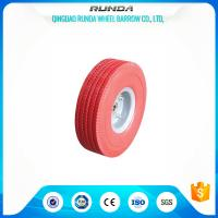 Buy cheap Tubeless Trolley Foam Filled Wheelbarrow Tires 6204 Bearing 16mm Inner Hole from wholesalers