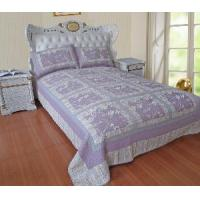 Buy cheap 3-PC Set 100% Cotton Bedding (Embroidery) from wholesalers
