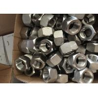 Buy cheap S31254 254SMO Duplex Steel Fasteners Heavy Hex Nut With Metric Size from wholesalers
