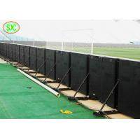 Buy cheap Football Basketball Sports P10 LED Screen Led Perimeter Advertising from wholesalers