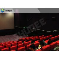 Buy cheap High Definition High End Home Cinema With Safety System For Holding 50 People from wholesalers