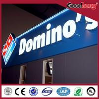 Buy cheap Outdoor Advertising LED Channel Letter Signs from wholesalers
