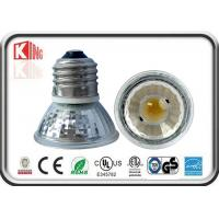 Buy cheap Glass Housing Par16 Dimmable Led Bulbs HR16 E27 LED Spotlight COB 5W 420lm from wholesalers