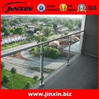 Buy cheap JINXIN stainless steel balcony railing designs from wholesalers