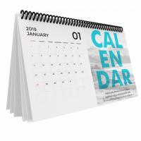 China 365 Day Folding Custom Photo Calendar Printing , Personalized Picture Calendar on sale