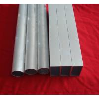 Buy cheap Furniture / Decorative Aluminum Extrusion Tube Profile 15.5 * 11.5mm Anti Corrosion from wholesalers
