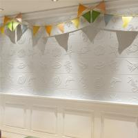 Buy cheap Peel And Stick Decorative Wall Panels Board With Glue ECO Friendly from wholesalers