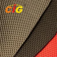 Buy cheap 100% Polyester 3D Air Mesh  Auto Upholstery Fabric Waterproof / Anti - Mildew product