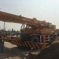 Buy cheap Hitachi crane 50 ton crawler crane from wholesalers