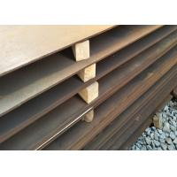Buy cheap SS400 ASTM A36 A572 ST37 ST52 Mild Steel Plate / Low Alloy Steel Plate from wholesalers