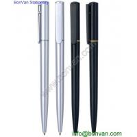 Buy cheap Luxury metal carbon fiber ball pen & roller pen gift set wholesale luxury gift pen from wholesalers