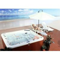 Buy cheap Hot Tub S800 Jacuzzi with 101 Jets and 3 Lounge Seats 5 Person SPA (S800) product