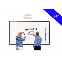 Buy cheap Windows Smart Tech Interactive Whiteboard 3840 X 2160 Interactive Touch Board from wholesalers