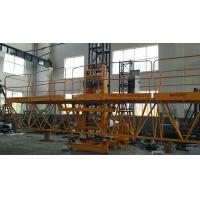 Buy cheap 380V 60HZ Mast Climbing Scaffolding System / Sailboat Mast Climbing Systems from wholesalers