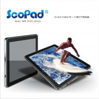 Buy cheap SCOPAD SP1031/SP1032, 10  inch Tablet PC (Android2.3, Capacitive screen , 1.2Ghz CPU,512MB RAM,8G memory,WIFI,3G, Bluetooth, Camera) from wholesalers