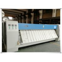 Buy cheap Automatic Commercial Flat Work Ironer Machine For Hotel / Laundry / Hospital from wholesalers