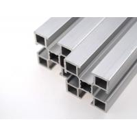 Buy cheap T Slot Shaped Channel Aluminium T Track Extrusion Profile 40x40 Industrial Aluminium Extruded Section from wholesalers