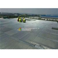 Buy cheap Hot Dipped Galvanized Serrated Grating3' × 20' Size Bright Surface For Stairs product