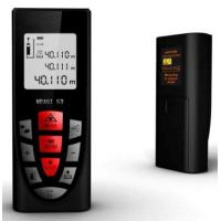 Buy cheap 2 Inch Full Color Display Digital Laser Distanse Meter CB-0S3, Laser Type is 635 nm, < 1mW product