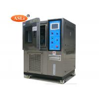 Buy cheap 20%~98% RH Thermal Humidity Cycling Test Chamber With Viewing Window from wholesalers
