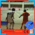 Buy cheap Waterproof Football Court , Outdoor Futsal Flooring Standard Size from wholesalers