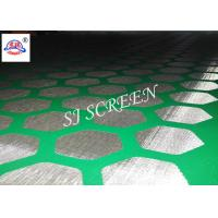 Buy cheap 99% Filter Rating Mi Swaco Shaker Screens 304 / 316 Stainless Steel Wire Cloth Layers product