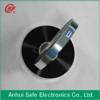 Buy cheap Al Zn alloy metallized polypropylene film with heavy edge product