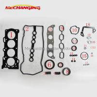 Buy cheap For TOYOTA COROLLA AVENSIS 1ZZFE Metal Full Set Engine Rebuilding Kits Engine Parts Engine Gasket 04111-22152 50177500 from wholesalers