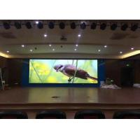 Buy cheap High Definition P4.81 Indoor Rental LED Display BackdropPanels With Nationstar LED from wholesalers