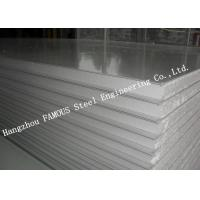 Buy cheap 100mm Residential Fireproof Steel Sheet EPS Sandwich Panels Wall Cladding Systems from wholesalers