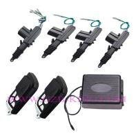 Buy cheap Remote Central Locking System product
