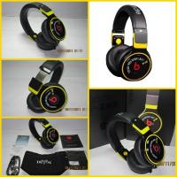Buy cheap Black&yellow/black monster detox beats detox headphone by dr dre with cheap wholesale price and AAA Quality from wholesalers