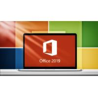 Buy cheap Microsoft Office 2019 Professional Key Retail Box Edasy Install Multi Language from wholesalers