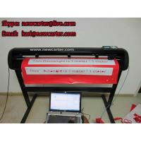 Buy cheap HW1200 Cutting Plotter With Optic Sensor Large Vinyl Cutter Contour Cutting Plotter 52'' from wholesalers
