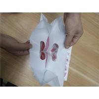 Buy cheap Biodegradable Custom Printed Packaging Bags Garment Shopping Bags 265x360mm from wholesalers