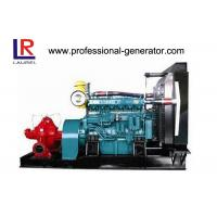 Buy cheap Fire Fighting Diesel Agricultural Water Pump 6 Inch High Pressure from wholesalers