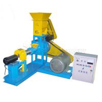 Buy cheap Fish Food Pellet Making Machine Fish Feed Extruder Machine 1mm Size from wholesalers