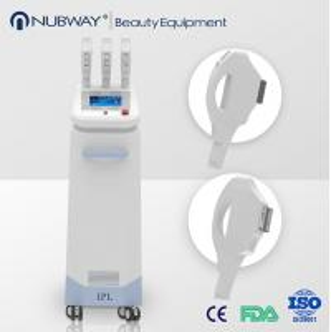 Buy cheap Hot Selling IPL Hair Removal Machine Beauty Machine Mutifunctional 3 Handles product