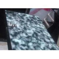 Custom Dinning Jade Green Granite Countertops Table For Hotel / Home