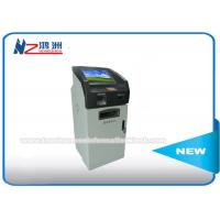 Buy cheap Touch Screen Automatic Card Vending Machine For Bank / Retail Store Custom Logo from wholesalers
