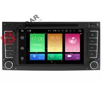 Buy cheap Front USB Output VW Transporter Dvd Player , Volkswagen Touch Screen Multimedia from wholesalers
