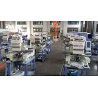 Buy cheap 7 Touch Panel Single Head Embroidery Machine , Commercial Computerized Embroidery Machine product