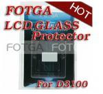 Buy cheap Custom Pro Optical Digital Camera LCD Screen FOTGA Glass Protector for Nikon D3100 6 Layer from wholesalers