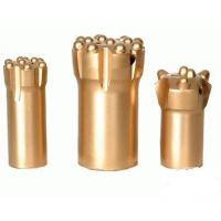 Buy cheap Rock Drilling Button Drill Bit ,  H25 R25 R28 33 -178 mm Threaded Drill Bit from wholesalers