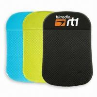 Buy cheap Various Shape Car Sticky Pad/Anti-slip Mat to Hold your Valuables from wholesalers